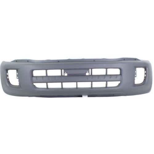 For RAV4 01-03 Textured Plastic Front Bumper Cover