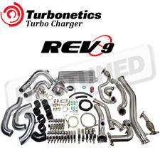 Turbonetics Bolt On T3 60 1 Turbo Charger Kit Fits 03 06 350z Z33g35 Vq35de 35