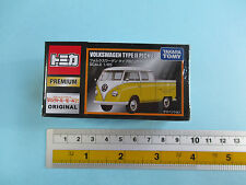 3 Cars Set Tomica Premium VW VOLKSWAGEN Type II Pickup 07 and 09 Van Takara Tomy