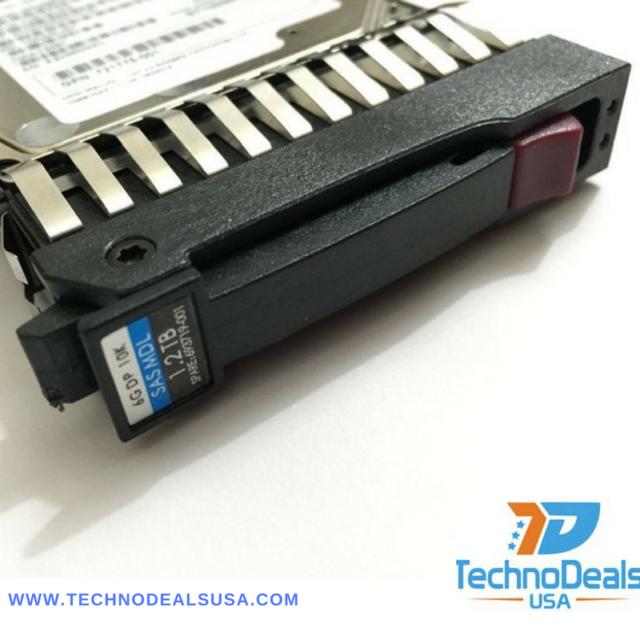 HP 693648-B21 693719-001 693647-001 1.2TB 10k Hard Drive