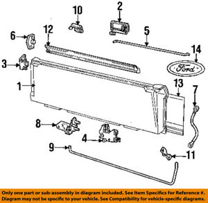 FORD OEM 84-96 Bronco Tailgate-Lock Striker E8TZ98431F52A | eBay  Ford Bronco Tailgate Wiring Diagram on 1984 ford bronco tailgate wiring diagram, 1978 ford bronco tailgate wiring diagram, 1988 ford bronco tailgate wiring diagram,