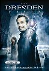 The Dresden Files Complete Season 1 2007 DVD