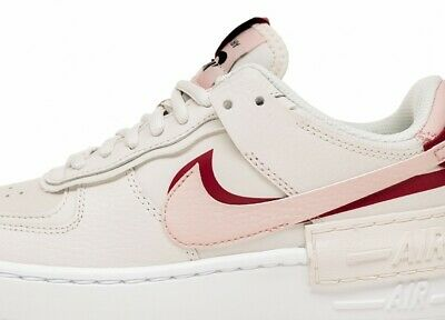 Nike Air Force 1 Shadow Pink Gym Red Ci0919 003 Women Shoes 100 Legit Ebay Shadow pieces for a unique play on a classic. nike air force 1 shadow pink gym red ci0919 003 women shoes 100 legit ebay