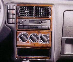 VW-POLO-6N-WALNUT-WOOD-LOOK-DASH-KIT-INPRO-Germany-VOLKSWAGEN