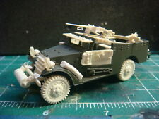 """1/72 M3A1 Scout Car  """"Up-Grade/Conversion"""" for ESCI or Italeri Kit"""