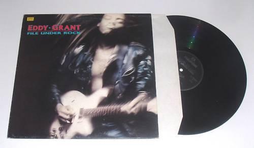 FILE UNDER ROCK - Eddy Grant VINILE 33g (5)