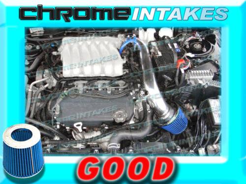 BLUE 95-00 DODGE AVENGER//CHRYSLER SEBRING 2.0L I4//2.5 2.5L V6 AIR INTAKE KIT