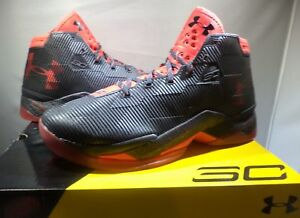 0d351943e7c7 Under Armour Men s Basketball Sneakers Steph Curry 2.5 Size 10 ...