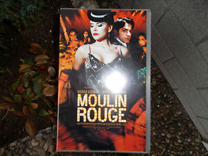 "Moulin Rouge, Nicole Kidman, Liebesdrama, gut erh. ""VHS-Kassette"" - Schmitten, Deutschland - Moulin Rouge, Nicole Kidman, Liebesdrama, gut erh. ""VHS-Kassette"" - Schmitten, Deutschland"