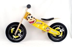 Cheeky Wooden Balance Bike