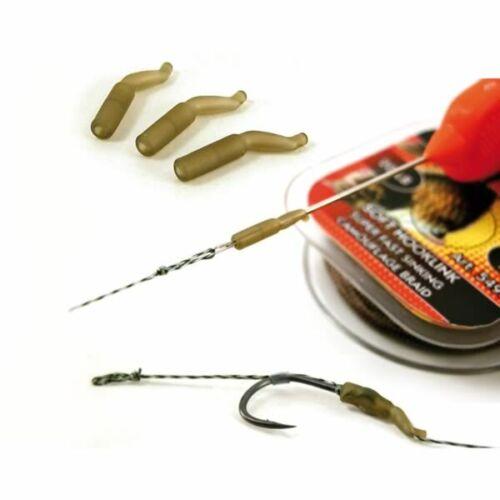 Behr Red Carp Line Aligner Rig Für die Montage von Hair Rig Vorfächer Karpfen