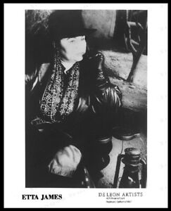 8x10-Print-Etta-James-American-Singer-Blues-R-amp-B-Soul-2017886