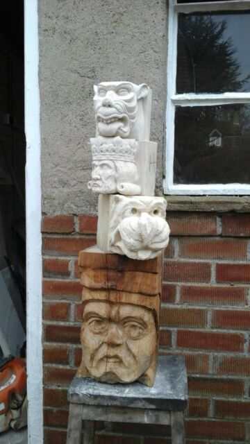 Church Medieval Stone And Oak Corbels An Carvings Inglenook Or Roof Beam Corbels Ebay