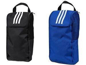 96a7d0788655 Adidas TIRO GYM Back Shoes Bags Black Blue Bag Running Training ...