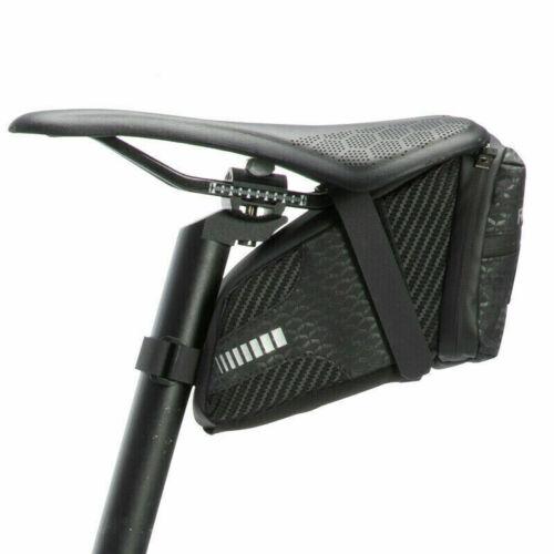 ROCKBROS Bike Saddle Bag Bike Seat Bag Cycling Wedge Pack 1.5L Under Seat Pouch