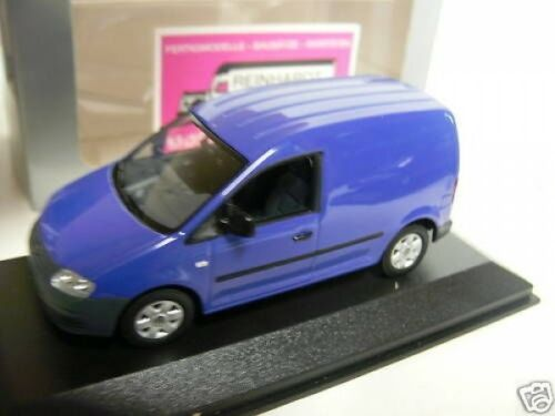 1//43 Minichamps VW Caddy recuadro vincapervinca precio especial 14.99 en lugar de 34.95