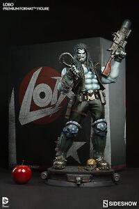 Stil; In Lobo Premium Format 1/4 Statue Dc Comics Universe Sideshow Modischer