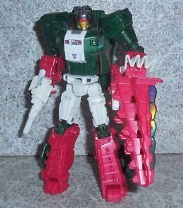 Transformers Generations Titans retour Optimus Prime Legion Action Figure