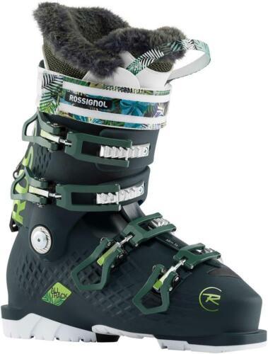 Rossignol Alltrack Pro 100 W 2020 Womens Ski Boots Dark Green