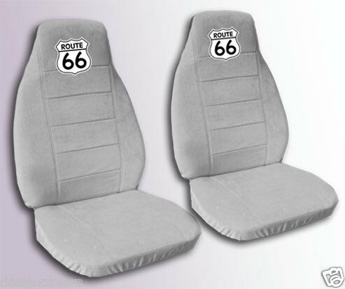 CHRYSLER PT CRUISER  CAR SEAT COVERS with route 66