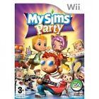 MySims Party (Nintendo Wii, 2009) - European Version