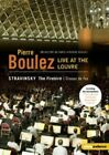 Boulez Conducts Stravinsky 0880242786289 DVD Region 2 P H