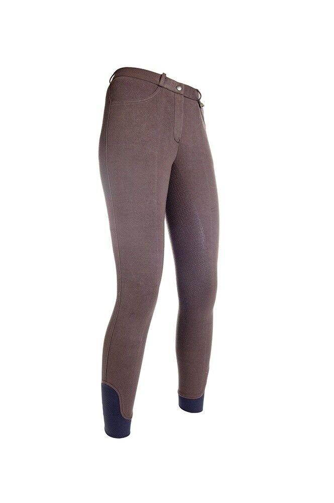 Bambini Pantaloni Montala Silicone Guarnizione Guarnizione Guarnizione in pieno Kate HKM MARRONE NUOVO 4f2013