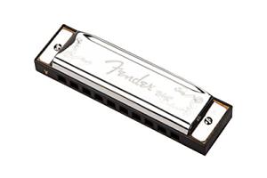 Fender 0990701003 ® Blues Deluxe Harmonica Key of A