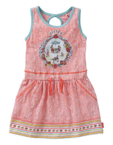 122 116 Oilily Kleid Travel jersey Dress Größe 92 128  So16 Neu 54,90-57,90 €