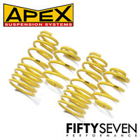 Apex 25mm Lowering Springs BMW E46 M3 Coupe 3.2 00-05