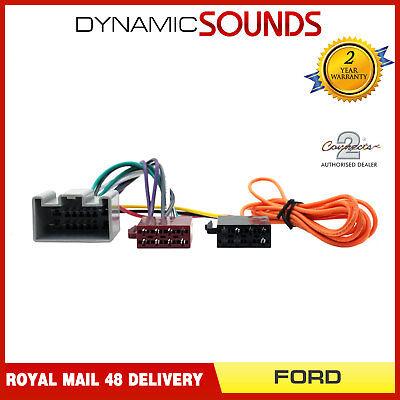 CT20FD11 Voiture Stéréo Câblage Harnais Iso Adaptateur plomb pour Ford amplifié Systems