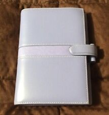 Filofax Personalpiazza Organizer Deluxe Smooth Leather With Complete Insides