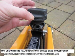 Bmw Trolley Jack Adapter Halfords In Cup Type Rubber Pad Block Jacking Pad Tool Ebay