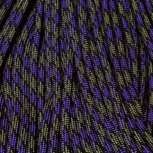 550 Paracord Mystique 100 ft Made in USA 163-372