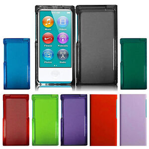 For-Apple-iPod-Nano-7th-Gen-7-Hard-Protective-Snap-On-Case-Cover-Accessory