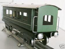 wagons prototypes Tchèques train électrique échelle O