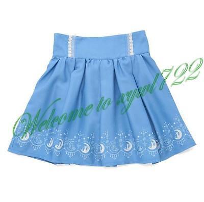 Sailor Moon 20th Anniversary Mini Skirt Pleated Skirt Big Back Bow Lolita Kawaii