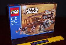 BLUE BOX VERY RARE LEGO 4478 STAR WARS GEONOSIAN FIGHTER -BEST BOX FOR AFA GRADE