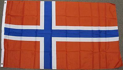 3X5 NORWAY FLAG NORWEGIAN FLAGS EUROPE EU SIGN NEW F533