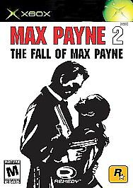 Max Payne 2 The Fall Of Max Payne Microsoft Xbox 2003 For Sale