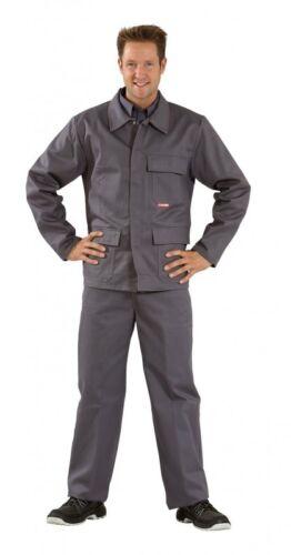Jacke Arbeiterjacke Arbeitsjacke Schutzjacke PLANAM Hitze-//Schweißerschutz 360g