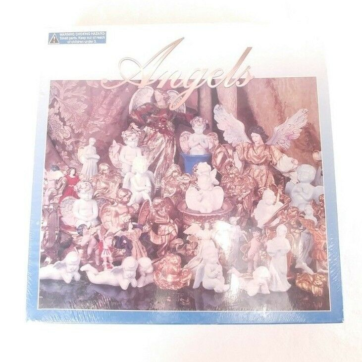 Nordevco Angels 500 Puzzle Piece Jigsaw Puzzle 500 18