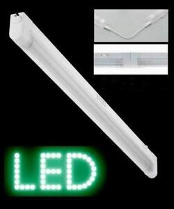 Lichtleiste-T5-9W-LED-Unterbauleuchte-Moebelleuchte-Kuechenleuchte-Lichtband