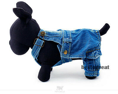 trousers Clothes Clothing Straps Jeans Cowboy braces Pants Dog Pet Cat Puppy
