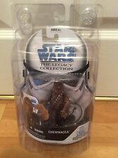 Star Wars The Legacy Collection Chewbacca Build A Droid Factory BD 3 & Starcase