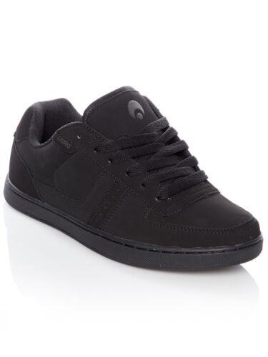 Osiris Relic pour homme Noir//OPS Chaussures Noires Toutes Les Tailles Entièrement neuf dans sa boîte 100/% Authentique