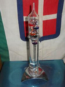 Termometro Galileiano Galilei Ampolla Vetro Pesi 31 Cm V Ebay Termometro galileiano tem 5 traduções em 5 línguas. dettagli su termometro galileiano galilei ampolla vetro pesi 31 cm v