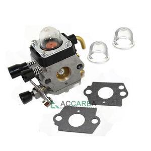 Carburetor For STIHL FS80R FS85R FS85T FS85RX FS74 FS76 HT70 HT75 Carb Kit