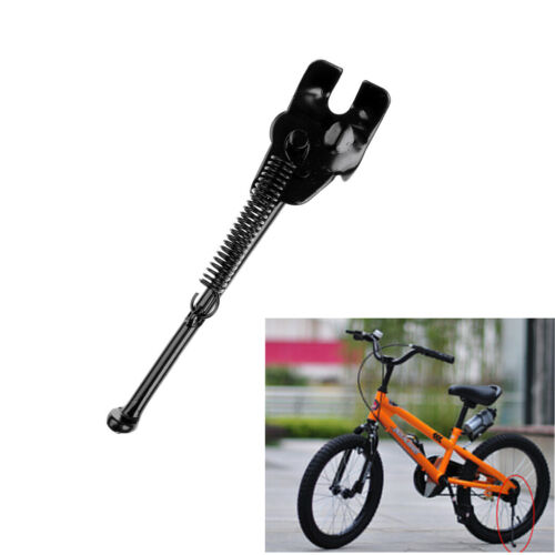 Steel Kids Child Bicycle Bike Cycling Side Kick Stand Rear Kickstand 16 inch