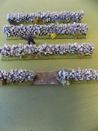 28mm Wargames walls bolt action hand made by Fat Frank